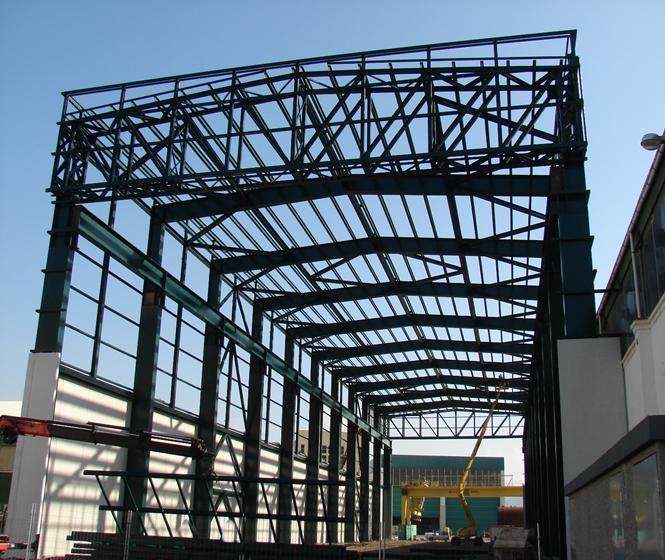 Estructuras metalicas y naves amc metal manilva marbella estepona - Estructuras de metal ...
